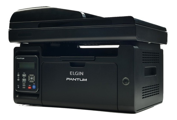 Laser Mono Multifuncional M6550nw Wi-fi/rj45 Elgin Pantum
