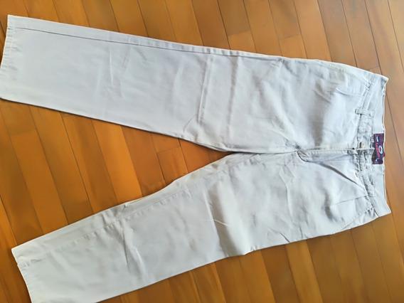 Pantalon Legacy Hombre Gabardina Talle 34
