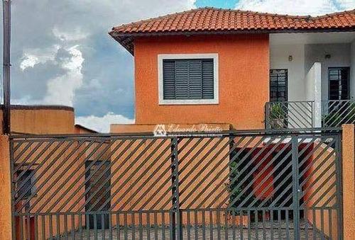 Sobrado Com 3 Dormitórios À Venda, 146 M² Por R$ 850.000,00 - Jardim Santa Mena - Guarulhos/sp - So0047