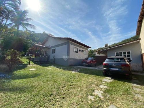 Imagem 1 de 11 de Casa Com 3 Quartos Por R$ 750.000 - Itaipu /rj - Ca21437
