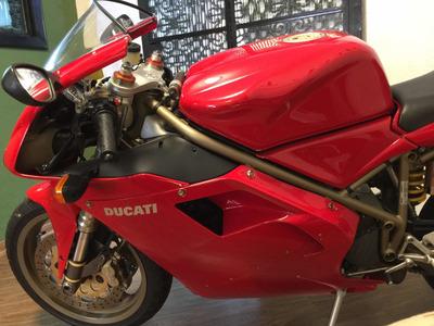 Ducati 916 (coleção) 4mkm