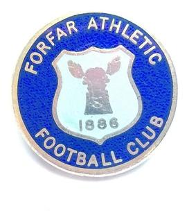 Pin Esmaltado Forfar Athletic Futbol Club