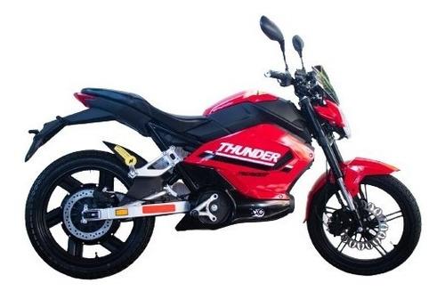 Thunder Gilroy Motor 3000w Litio 72v 26ah Moto Electrica New