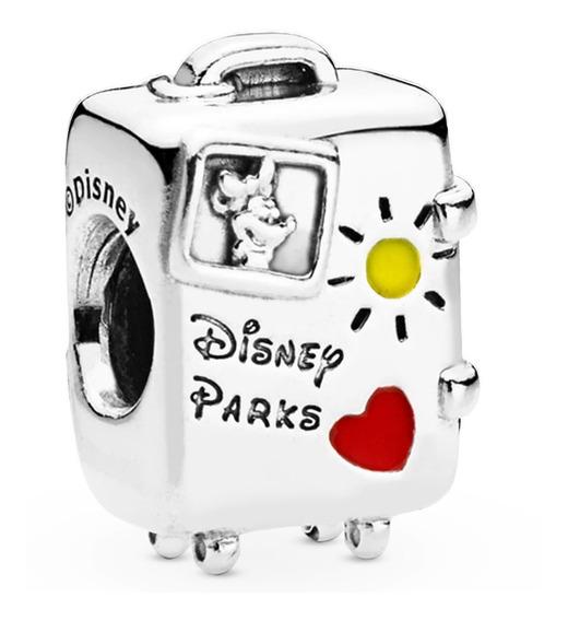 Berloque Mala De Viagem Exclusivo Disney Parks