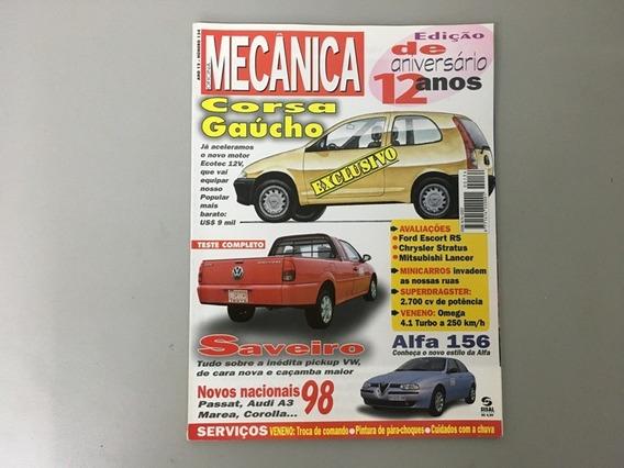 Revista Oficina Mecânica N.o 134 - Novembro 1997