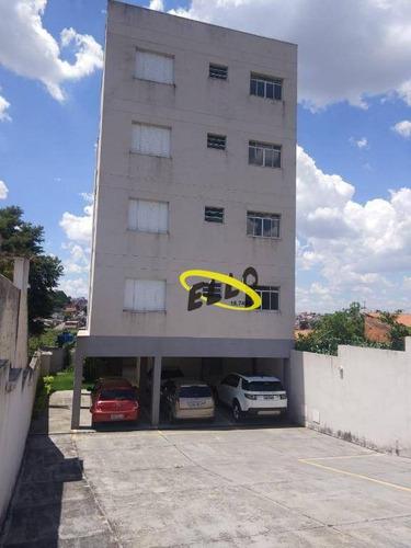 Apartamento Com 2 Dormitórios, 64 M² - Venda Por R$ 250.000,00 Ou Aluguel Por R$ 1.500,00/mês - Vila Monte Serrat - Cotia/sp - Ap1695