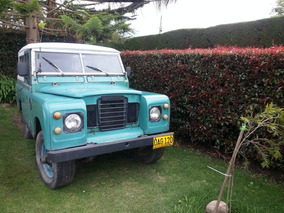 Land Rover Santana Original
