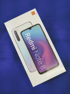 Vendo O Permuto Xiaomi Note 8 64gb Libre Nuevo En Caja..