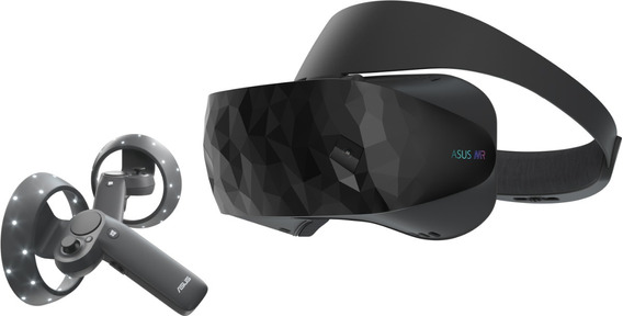 Asus Windows Mixed Reality Headset +controles R$2399 A Vista