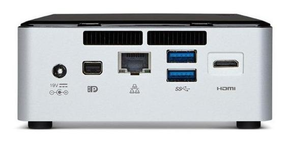 Mini Pc Kit Intel Nuc I3 5010u Nuc5i3ryn 8gb Ssd 120gb