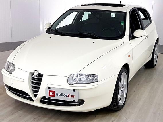 Alfa Romeo 147 2.0 16v Gasolina 4p Automático 2002/2003