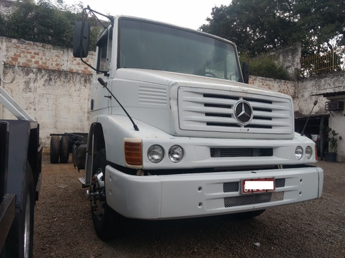 Mb 1620 02/02 - Toco Chassi - R$ 100.000