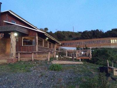 Hotel Con Vista Al Lago Budi