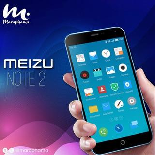 Teléfonos Meizu Note 2 Tecnología Asiática