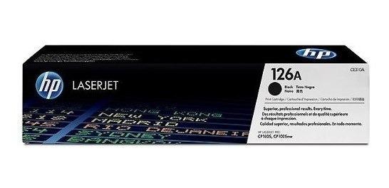 Toner Hp C310a Original Negro Laser Impresora Cp1025 M275
