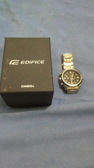 Relógio Casio Edifice Ana 3h3edd