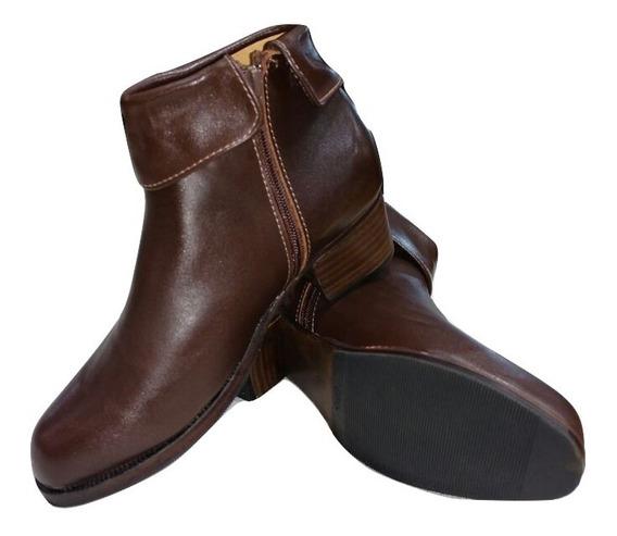Botas De Dama Cuero Legítimo Súper Cómodas Guns Leather