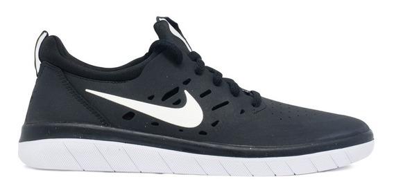 Tênis Nike Sb Nyjah Free Preto Original