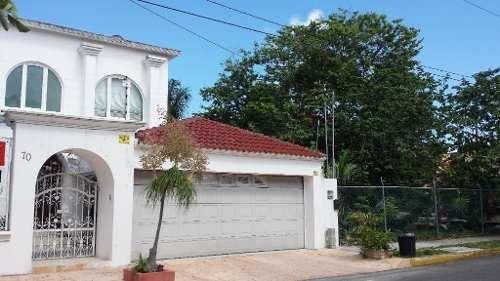 Hermosa Casa En Venta Excelente Ubicación Cancún Mz 19 C2223