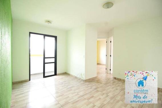 Ap0672- Apartamento Com 2 Dormitórios Para Alugar, 50 M² Por R$ 1.100/mês - Km 18 - Osasco/sp - Ap0672