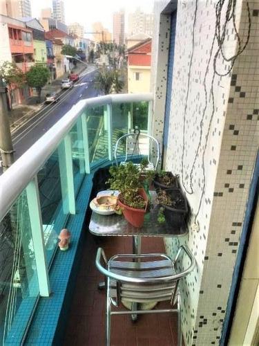 Imagem 1 de 13 de Apartamento À Venda, 85 M² Por R$ 480.000,00 - Mooca - São Paulo/sp - Ap4917
