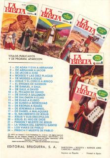 Colección Biblia Ilustrada A Todo Color 24 Libros Online*tm*