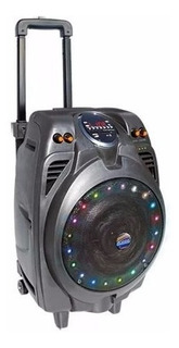 Parlante Amplificador Portatil Kioto 8¨ H8bl Usb Bluetooth