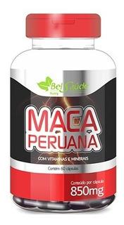 Kit 3 Maca Peruana Turbine Sua Saúde