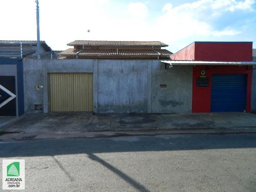 Imagem 1 de 1 de Aluguel Loja Frente Para Rua Cristalina - 6128