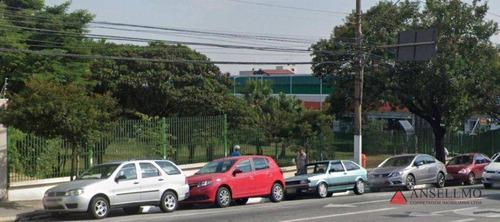 Imagem 1 de 1 de Terreno Para Alugar, 4900 M² Por R$ 19.900,00/mês - Rudge Ramos - São Bernardo Do Campo/sp - Te0137