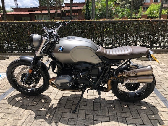 Bmw R Nine T Scramble 2017