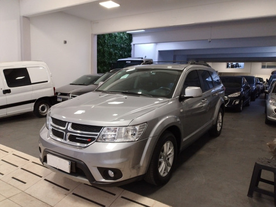 Dodge Journey 2017 2.4 Sxt 170cv (techo, Dvd, Nav)