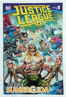 Justice League Especial #1 Dc Universe