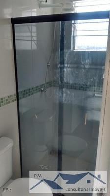 Condomínio Fechado A Locação Em São Paulo, São Miguel, 2 Dormitórios, 3 Banheiros, 1 Vaga - 057