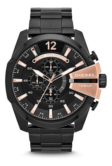 Relógio Diesel Dz4309 Com 2 Anos De Garantia!!