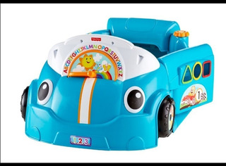 Carrito Estacionario Fisher Price