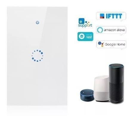 Interruptor Sonoff Touch T1 Wifi Sonoff Google Home Alexa