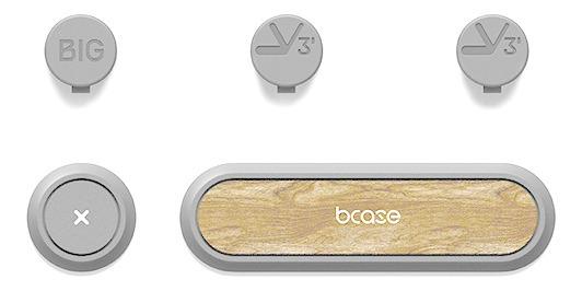 Original Novo Xiaomi Bcase Tup2 Cereja De Madeira Magnética