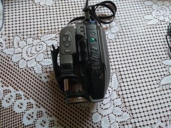 Filmadora Panasonic Palmcorder Vhs C