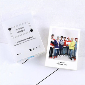 Banda Bts Bangtan Boys Kpop 45 Cards Jimin Suga Jungkook Rm