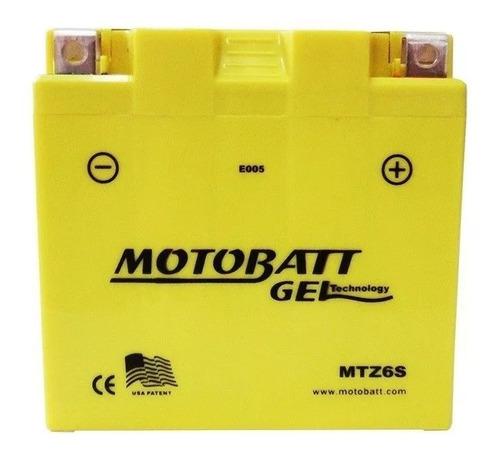 Bateria Moto Honda Pcx 150 6ah-mais Forte Xre300 Ytz7s-b- Cy