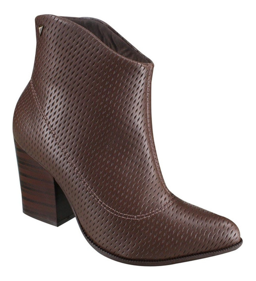 Bota Ramarim Ankle Boot 16-16140 | Katy Calçados