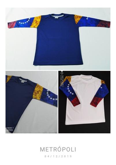 Sudaderas Tricolor Venezuela Diseños Exclusivos Solo Para Tí