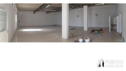 Barracão/galpão Para Locação - Popular Ipiranga, Bauru-sp - 4600