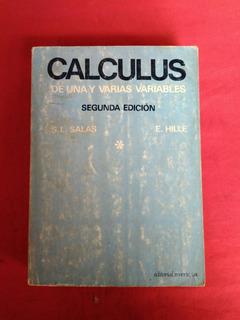 Calculus De Una Y Varias Variables Salas Hiller Tomo 1