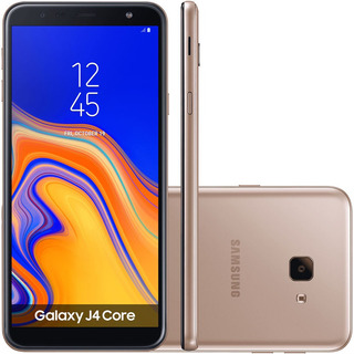 Samsung Galaxy J4 Core J410g 16gb Dual 8mp Cobre Vitrine 1