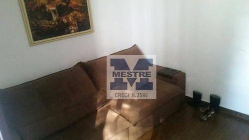 Sobrado Com 3 Dormitórios À Venda, 125 M² Por R$ 600.000,02 - Jardim Santa Clara - Guarulhos/sp - So0475