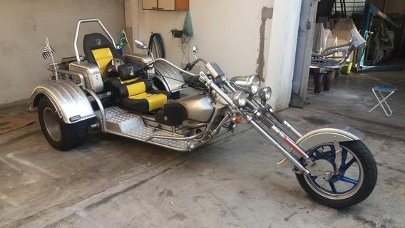 Triciclo Fabrição Própria Mon/protótipo Gabaritado