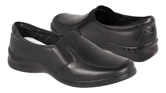 Zapatos Flexi 48302 Piel Negro