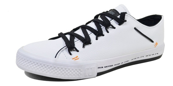 Zapatilla John Foos 182 Cross White. Distribuidor Oficial.